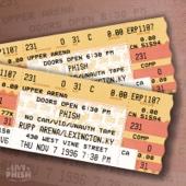 Phish: 11/07/96 Rupp Arena, Lexington, Ky (Live)