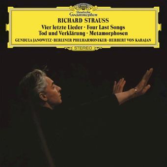 R. Strauss: Four Last Songs & Orchestral Works – Herbert von Karajan, Berlin Philharmonic & Gundula Janowitz