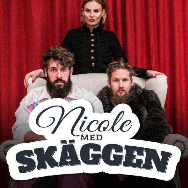 Nicole med skäggen
