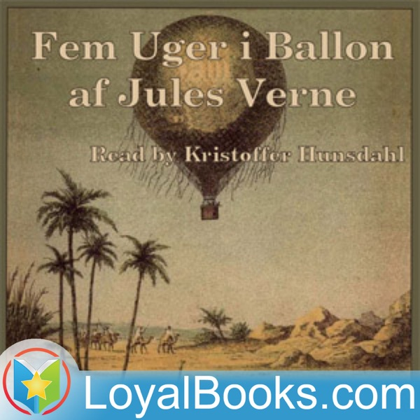 Fem Uger i Ballon by Unknown