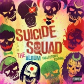 Suicide Squad: The Album (Collector's Edition) - Various Artists Cover Art