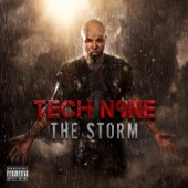 Tech N9ne - The Storm (Deluxe Edition)  artwork