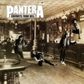 Cowboys from Hell - Pantera Cover Art
