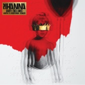 Rihanna - Love on the Brain artwork