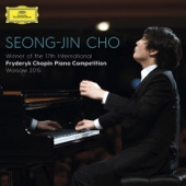 Seong-Jin Cho - Winner of the 17th International Fryderyk Chopin Piano Competition, Warsaw 2015 (Live)  artwork