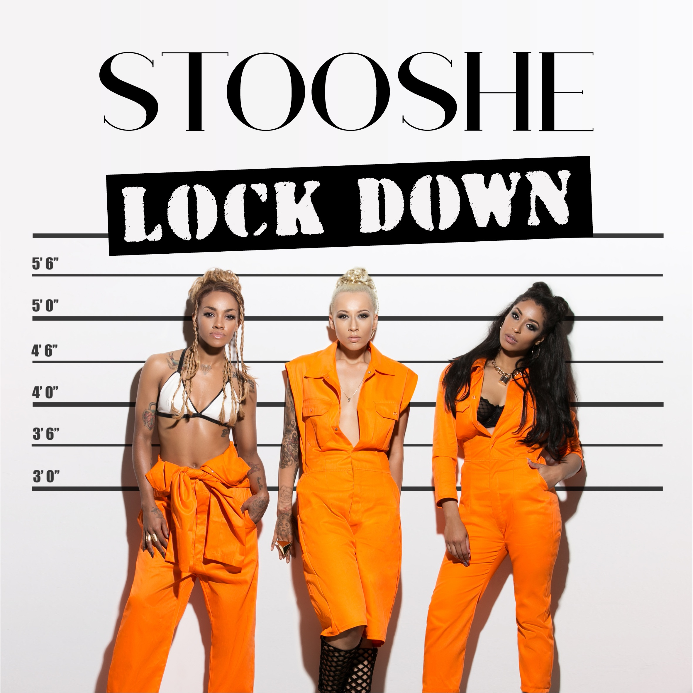 lock down single by stooshe on itunes. Black Bedroom Furniture Sets. Home Design Ideas