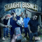 Straight Business cover art