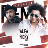 Segueta (Remix) [feat. Nicky Jam] - Single
