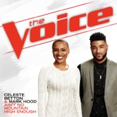 Ain't No Mountain High Enough (The Voice Performance) - Celeste Betton & Mark Hood