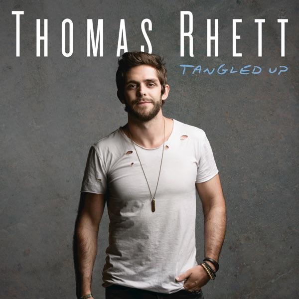 Crash and Burn - Single Thomas Rhett CD cover