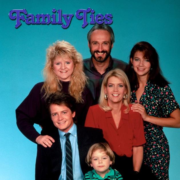 family ties season 7 on itunes