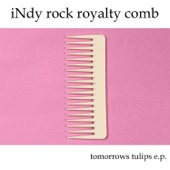 iNdy Rock Royalty Comb - Tomorrows Tulips