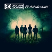 Us and the Night - 3 Doors Down Cover Art