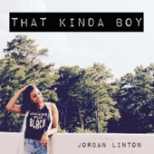 Jordan Linton - That Kinda Boy - EP  artwork