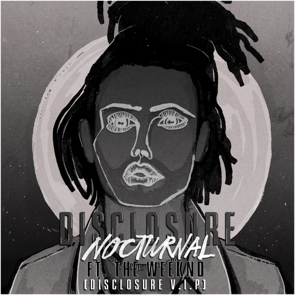 nocturnal album cover by disclosure