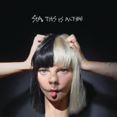 Sia - Cheap Thrills artwork