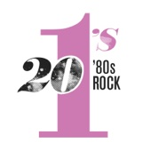 20 #1's: 80's Rock - Various Artists Cover Art