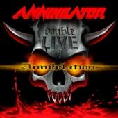 Double Live Annihilation cover art