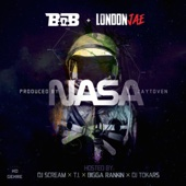 Nasa cover art