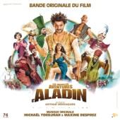 Black M - Le prince Aladin (feat. Kev Adams) illustration
