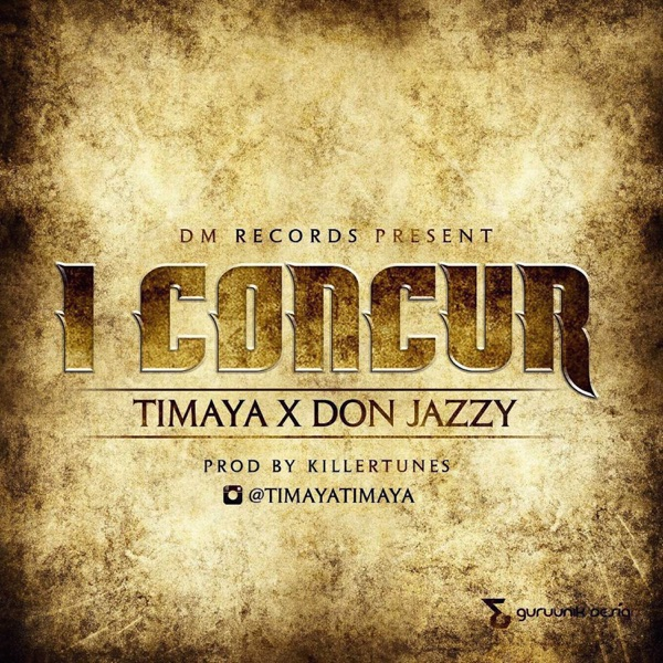 I Concur (feat. Don Jazzy)