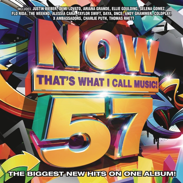 NOW Thats What I Call Music Vol 57 Various Artists CD cover