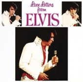 Love Letters from Elvis cover art