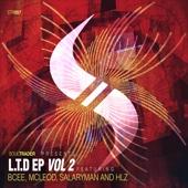 L.T.D Ep Vol 2 cover art
