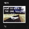 Don't Go Back To the One You Love - Single ジャケット写真