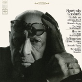 Stravinsky Conducts Cantata, Mass, In Memoriam Dylan Thomas and Other Works