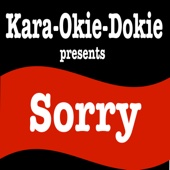 Sorry (Originally Performed by Justin Bieber) [Instrumental Karaoke]