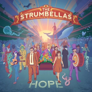 THE STRUMBELLAS ***spirits