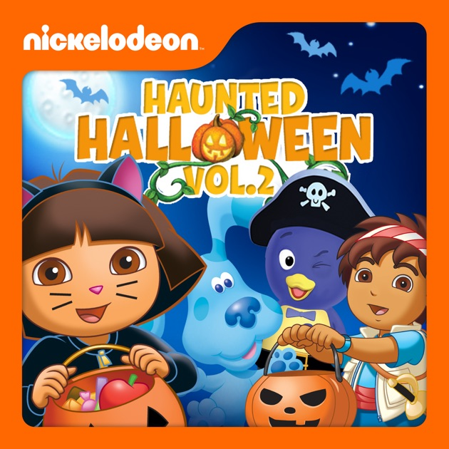 Nick Jr. Haunted Halloween, Vol. 2 on iTunes