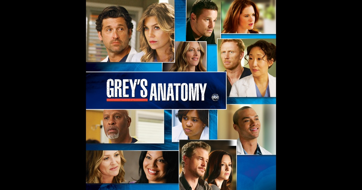 Grey\'s Anatomy Season 5. Grey\'s Anatomy Season 8, Episode 5 Recap ...