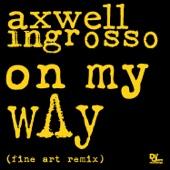 On My Way (Fine Art Remix) - Single