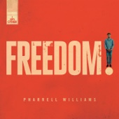 Pharrell Williams - Freedom Grafik