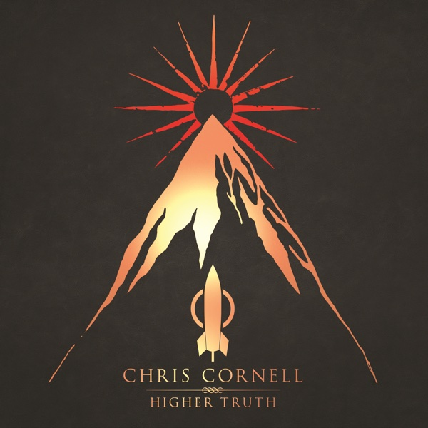 Higher Truth Chris Cornell CD cover