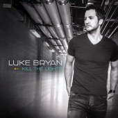 Luke Bryan - Kill the Lights  artwork