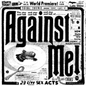 Against Me! - 23 Live Sex Acts  artwork
