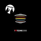 Boys Noize - I Love Techno 2008 kunstwerk