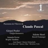 Suite chorégraphique pour quatuor de saxophones: II. Adage