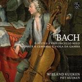 Sonata for Viola da Gamba and Harpsichord No. 1 in G Major, BWV 1027: III. Andante