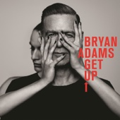 Bryan Adams - Get Up  artwork