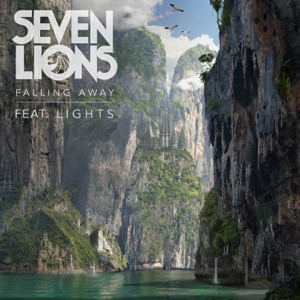 Seven Lions, Lights - Falling Away (Secret Panda Society Remix)