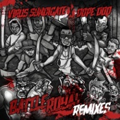 Battle Royal (Remixes) - EP cover art