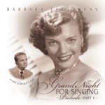 Barbara Lee Owens - Songs You Love to Hear, Vol. 4 - A Grand Night for Singing (Prelude: Part 1) [feat. johnny kirby]