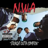 Straight Outta Compton - N.W.A. Cover Art