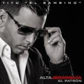 Tito El Bambino - Miénteme (feat. Anthony Santos) artwork