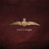 Civil Twilight - Letters from the Sky artwork