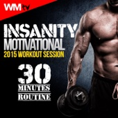 Insanity Motivational 2015 Workout Session (30 Minutes Mixed Routine 140 BPM)